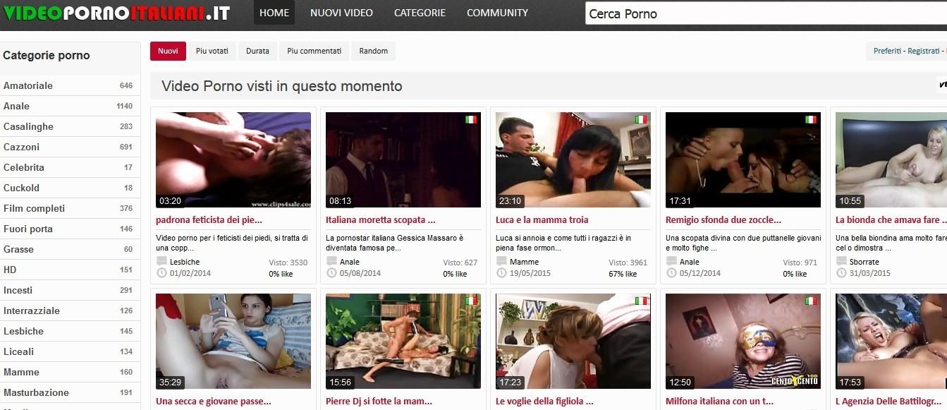 Videopornoitaliani.it
