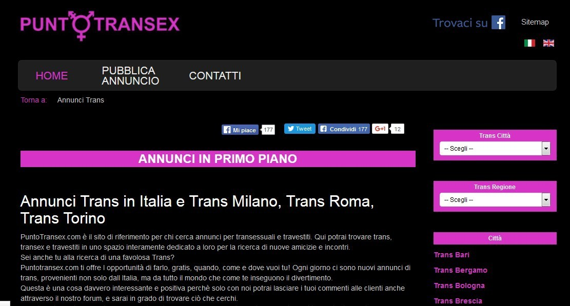 Puntotransex.com