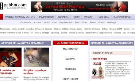 Gabbia.com