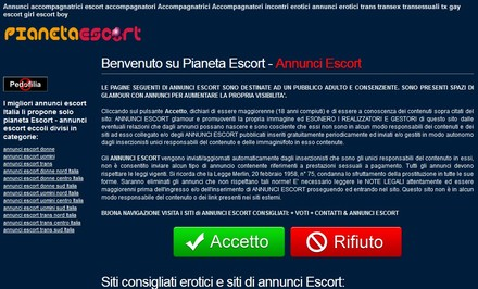 Pianetaescort.com