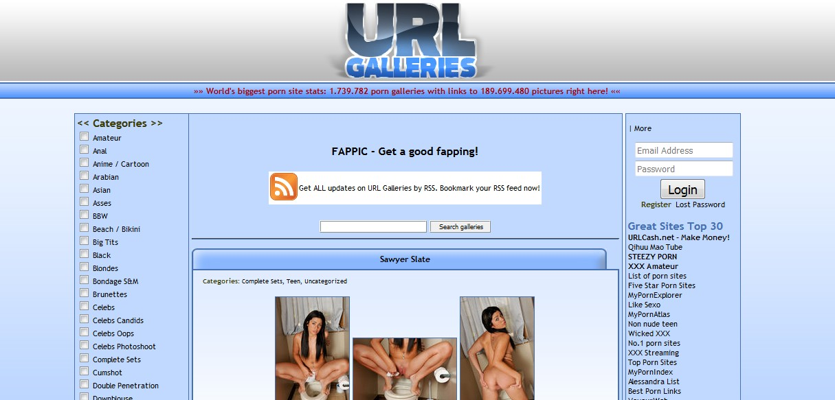 Urlgalleries.net