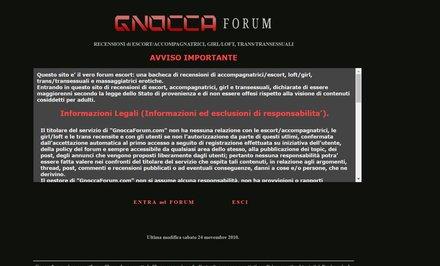 GnoccaForum.com