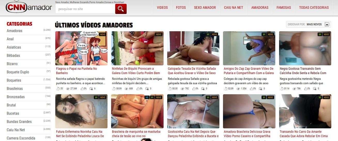 Cnnamador.com