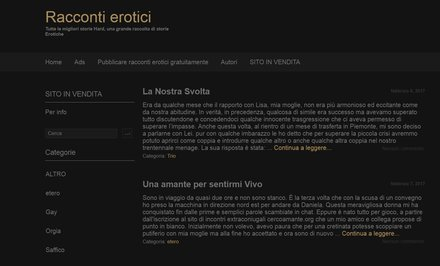 RaccontiVietati.com